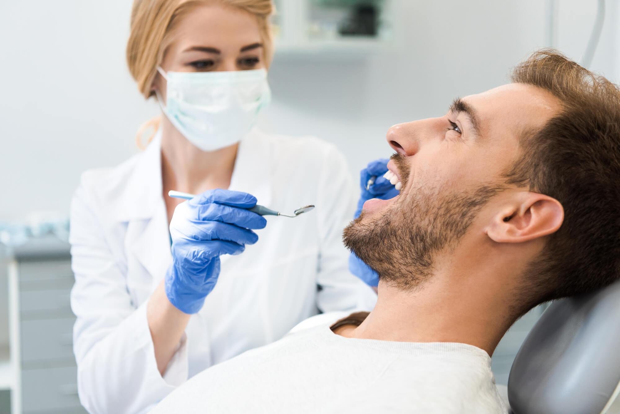 Dentist Roosevelt Wa